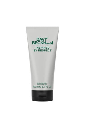 Inspired by Respect showergel -