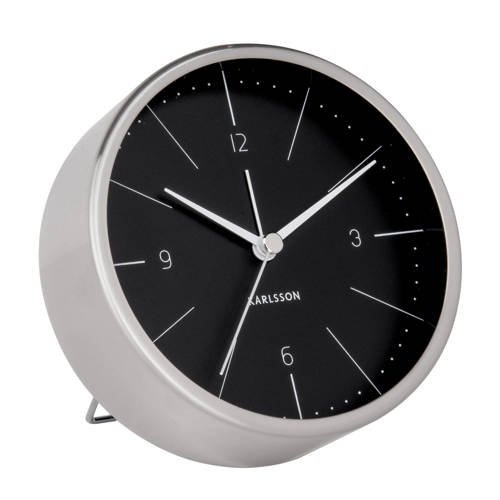 Karlsson Klokken alarmklok Normann (Ø10 cm) kopen