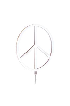 wandlamp Peace