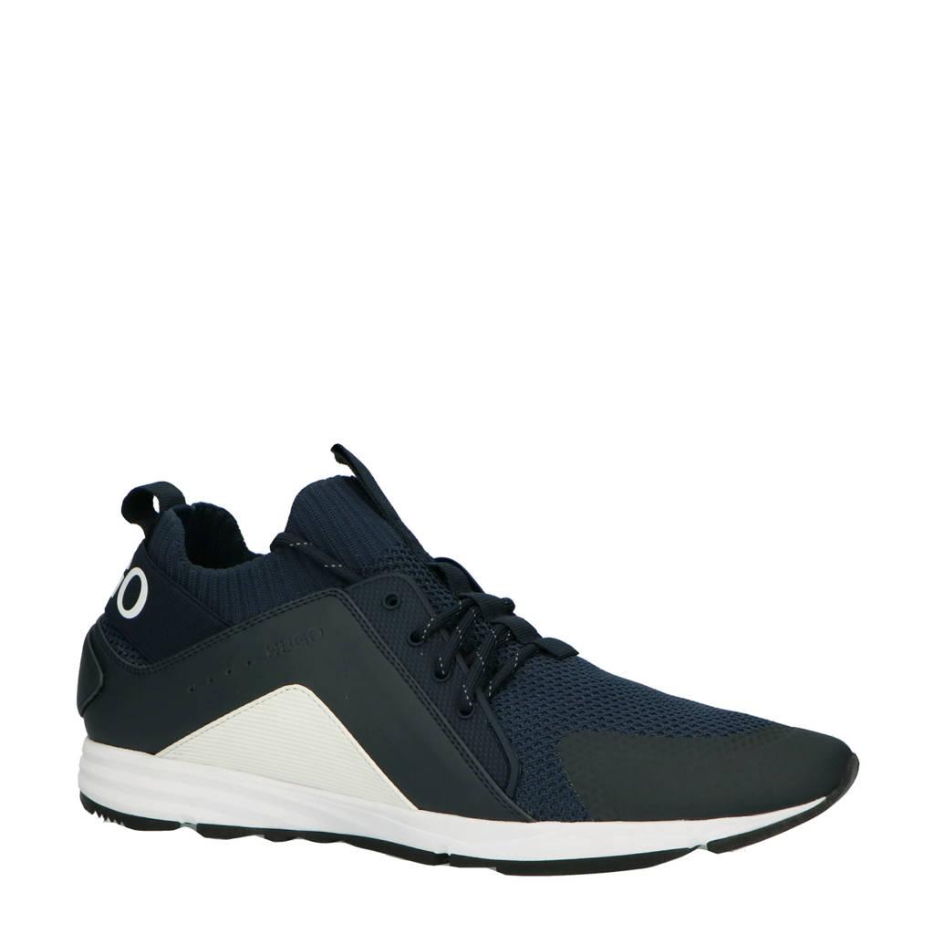 HUGO  sneakers donkerblauw, Donkerblauw