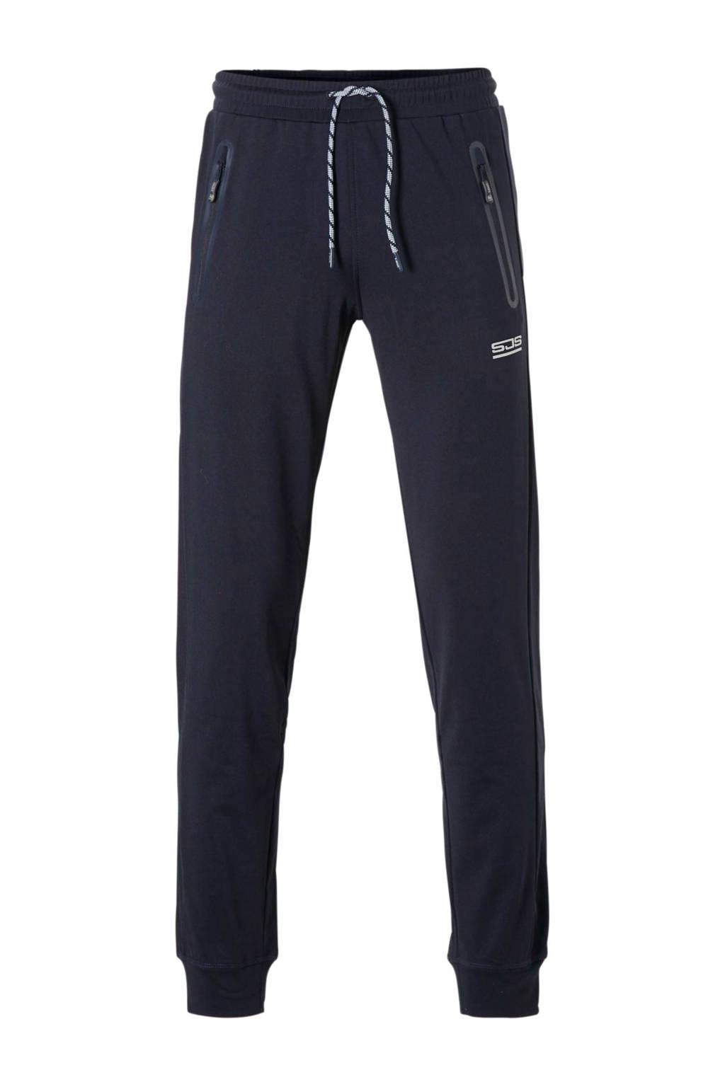 Sjeng Sports   joggingbroek Presto donkerblauw, Donkerblauw