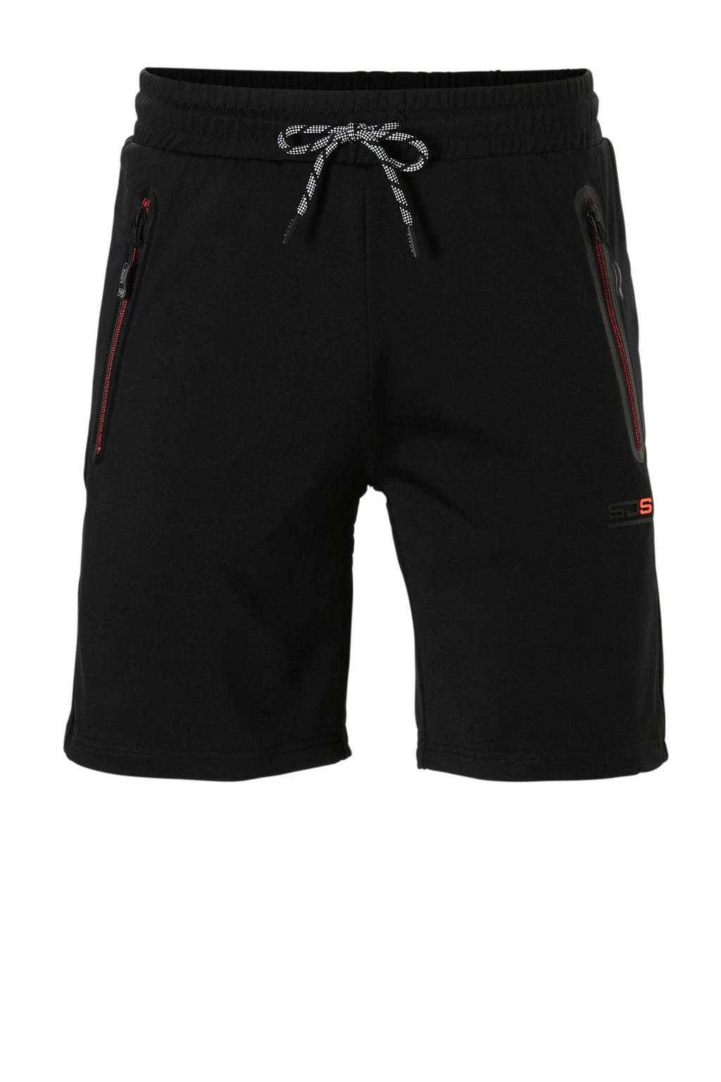 Sjeng Sports   short zwart, Zwart