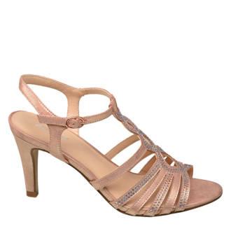 Graceland sandalettes roségoud