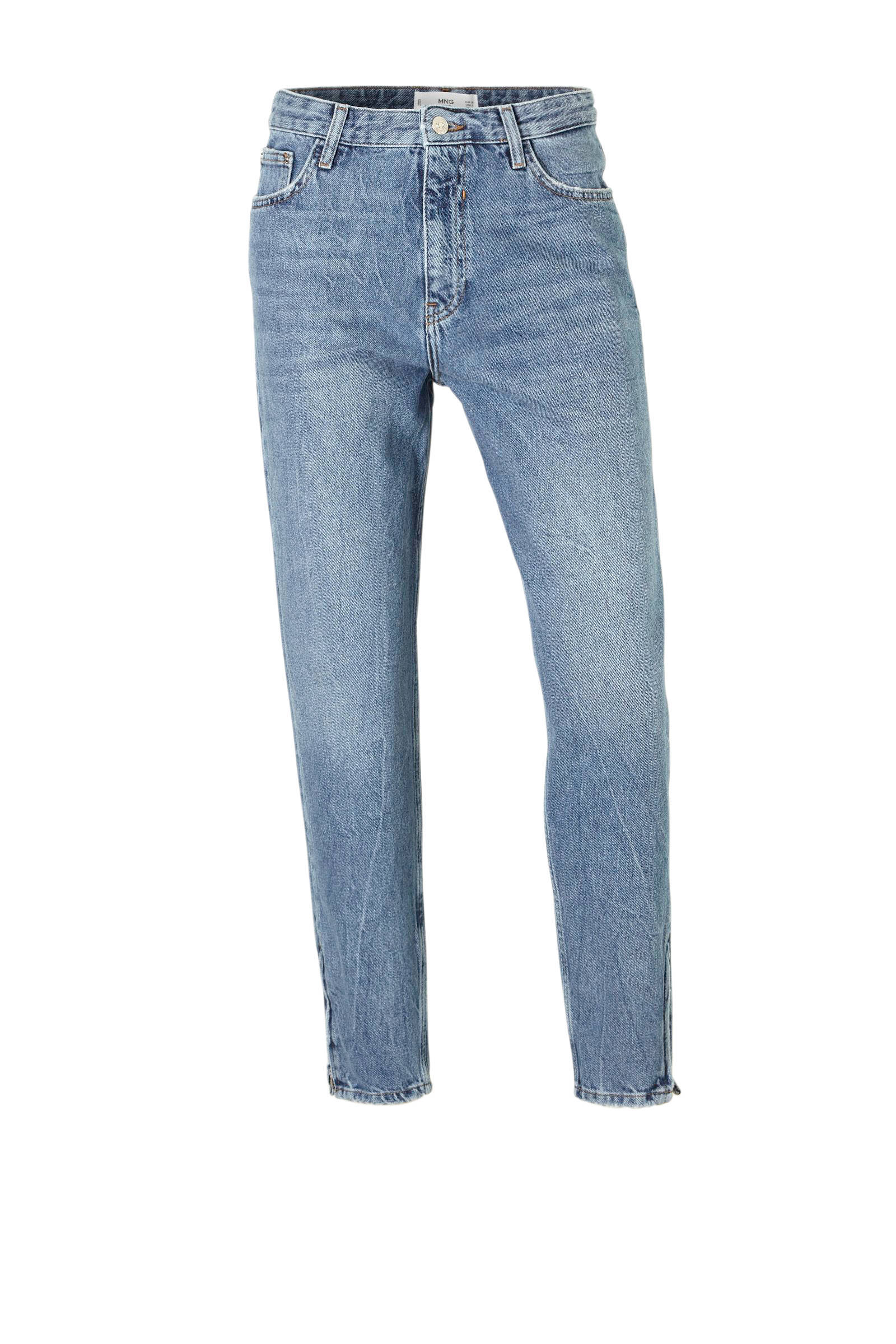 relaxed fit jeans dames