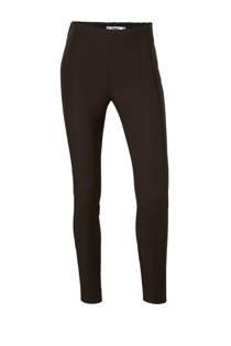Mango skinny fit pantalon zwart (dames)
