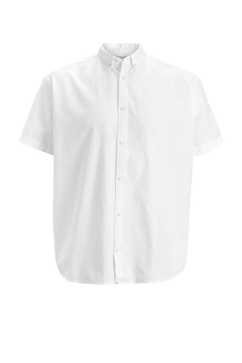 Jack & Jones Plus Size overhemd wit, Wit