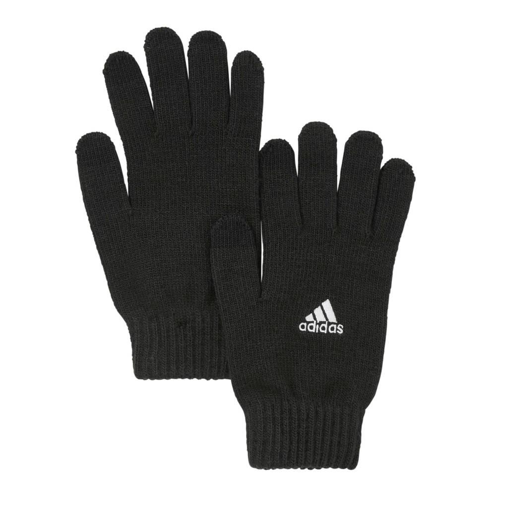 adidas Performance   voetbalhandschoenen Tiro zwart, Zwart
