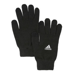 voetbalhandschoenen Tiro zwart