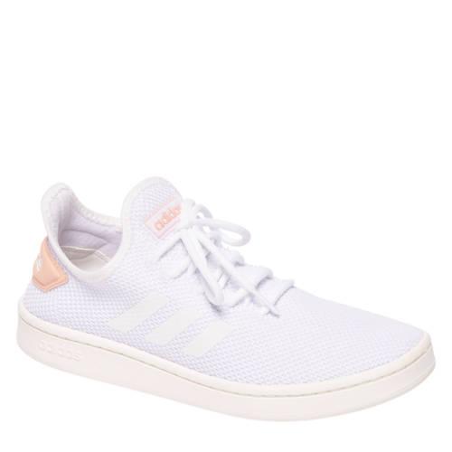 adidas originals Court Adapt sneakers wit-roze