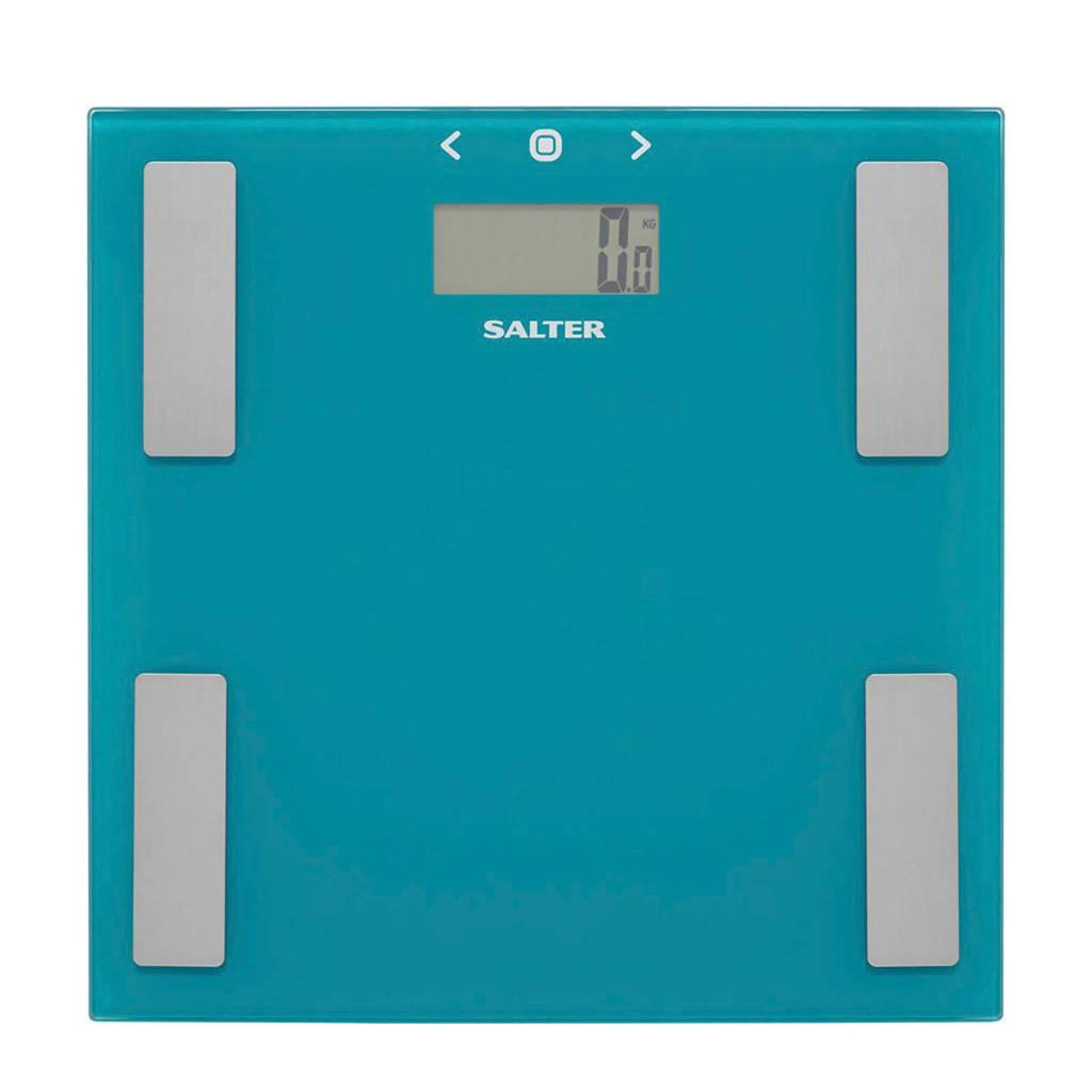 Salter SA 9193 TL3R weegschaal, Blauw