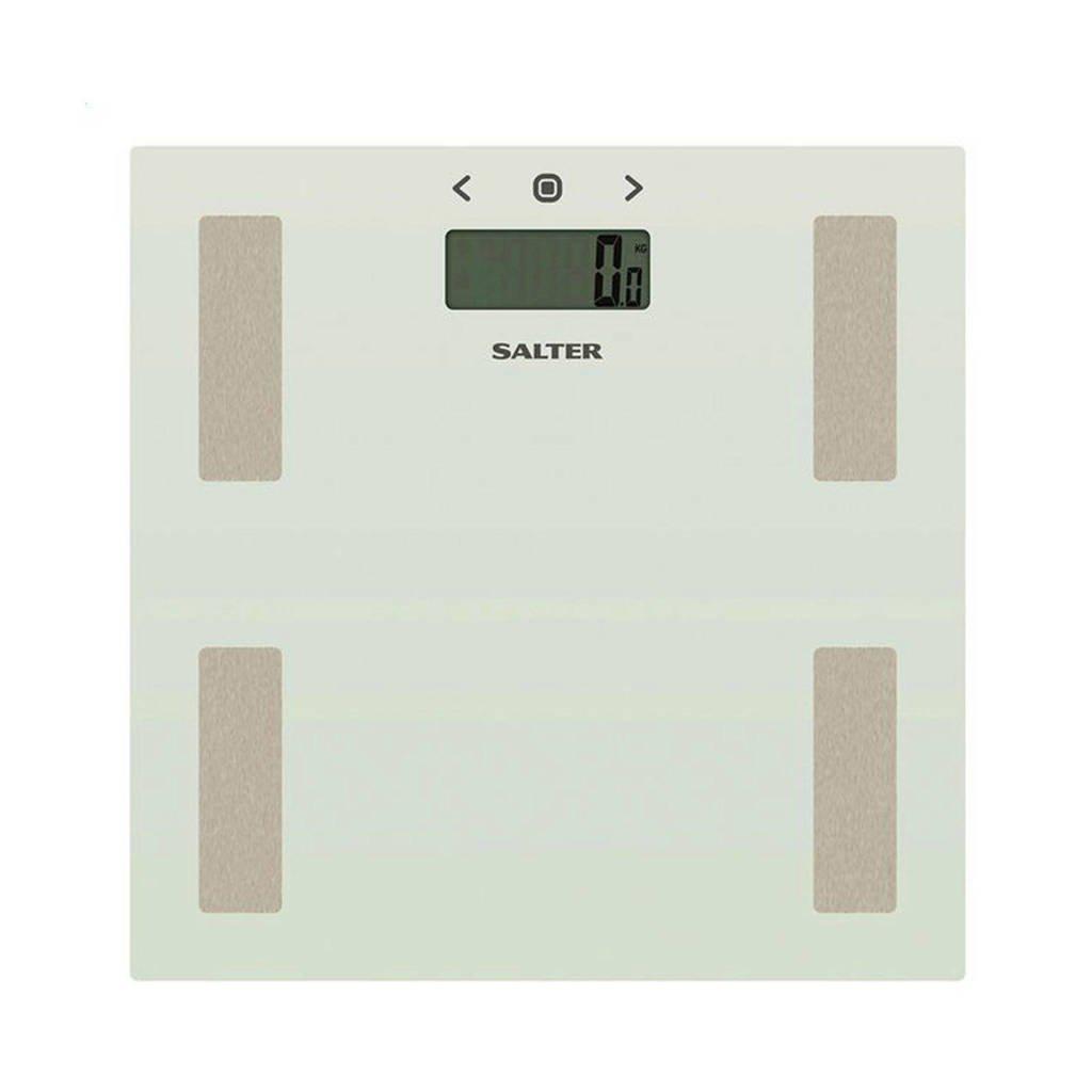 Salter SA 9193 WH3R weegschaal, Wit