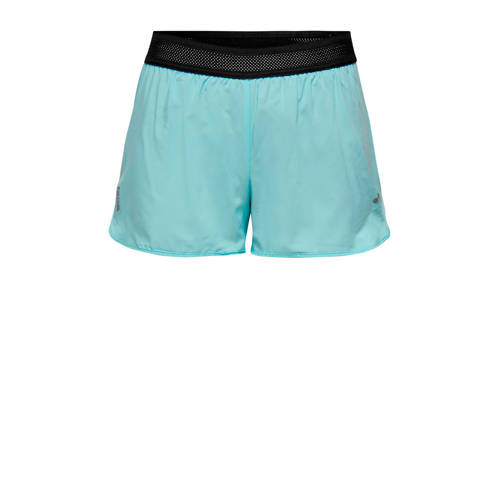 Only Play sportshort lichtblauw