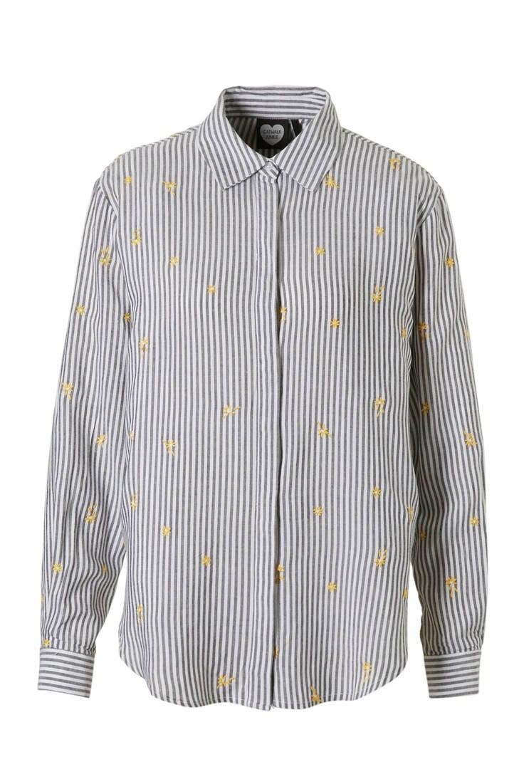 gestreepte Catwalk Junkie Junkie blouse gestreepte Catwalk wzq078