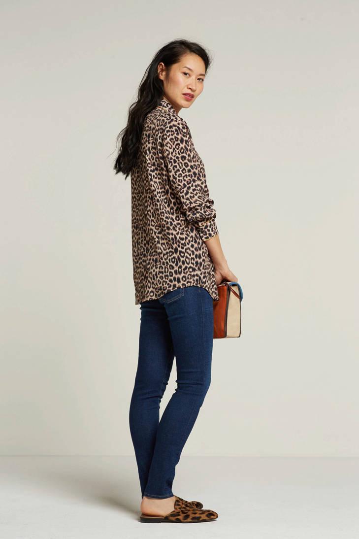 Catwalk Junkie Junkie panterprint blouse met Catwalk xYwzqv01