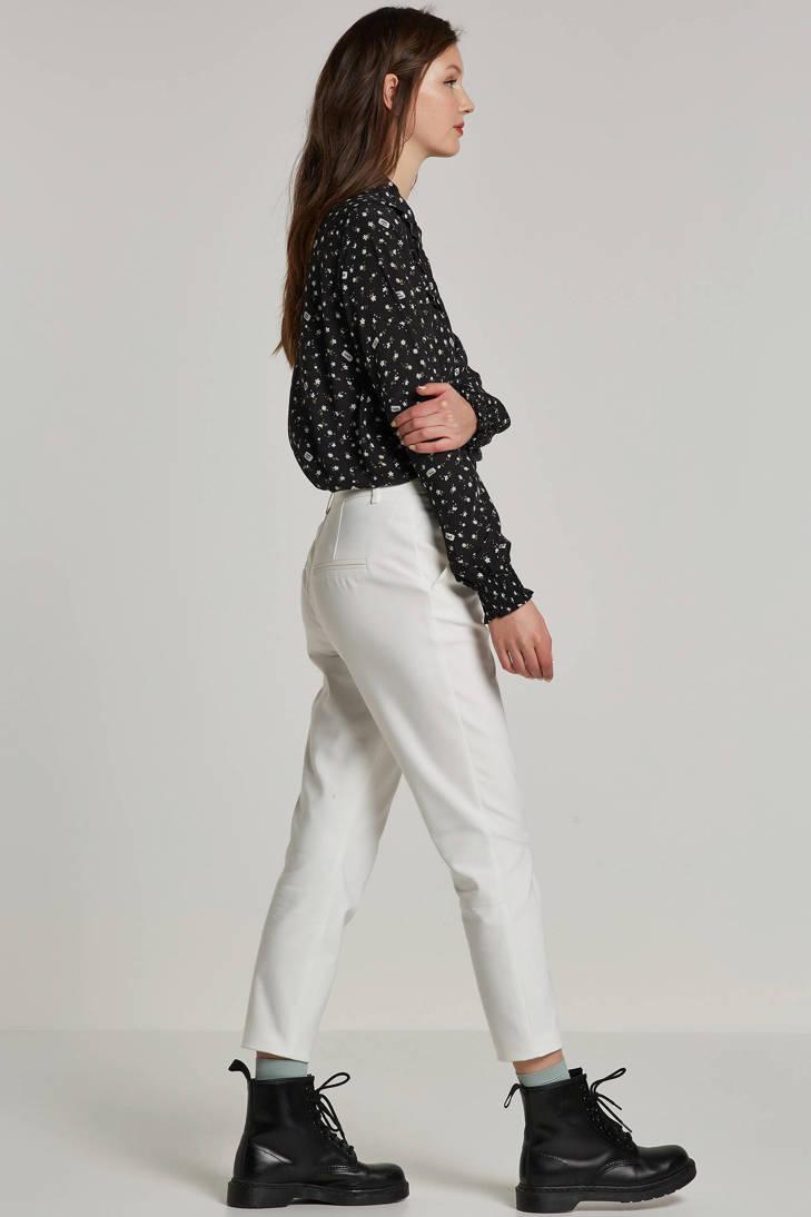 gebloeme Catwalk Junkie zwart Catwalk Catwalk blouse Junkie gebloeme zwart Junkie blouse 7SA7p