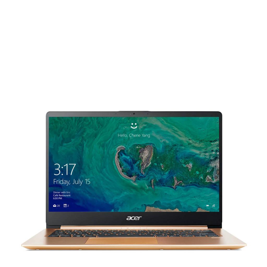 Acer SWIFT 1 SF114-32 14 inch Full HD laptop, Goud