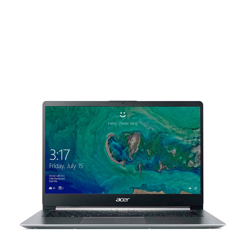 Acer SWIFT 1 SF114-32 14 inch Full HD laptop, Zilver