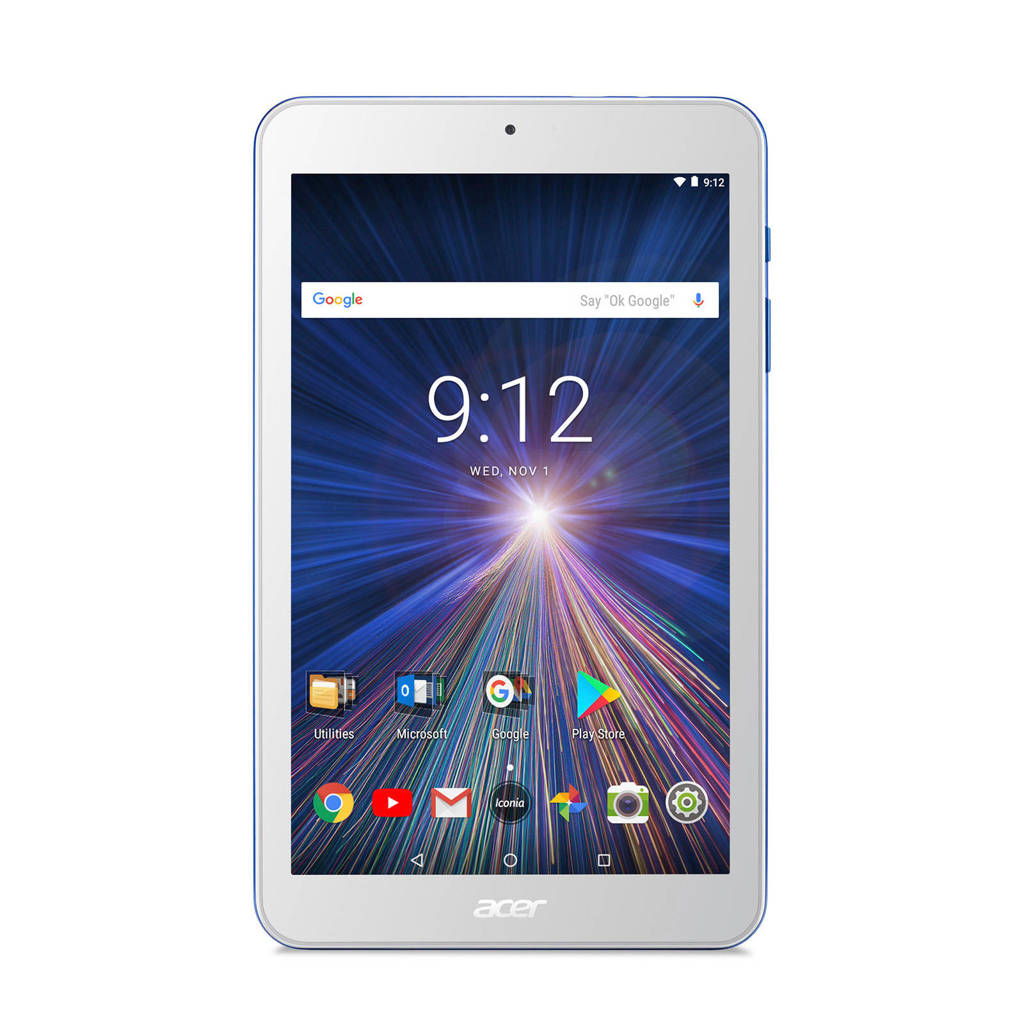 Acer ICONIA ONE 8 B1- tablet blauw, Blauw