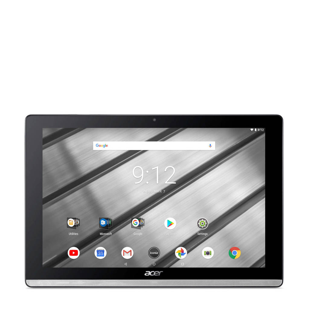 Acer ICONIA ONE 10 B3 tablet zilver, Zilver