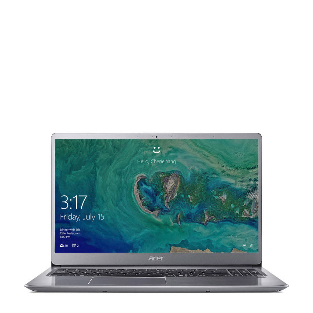 Acer SWIFT 3 SF315-52 15.6 inch Full HD laptop, Zilver