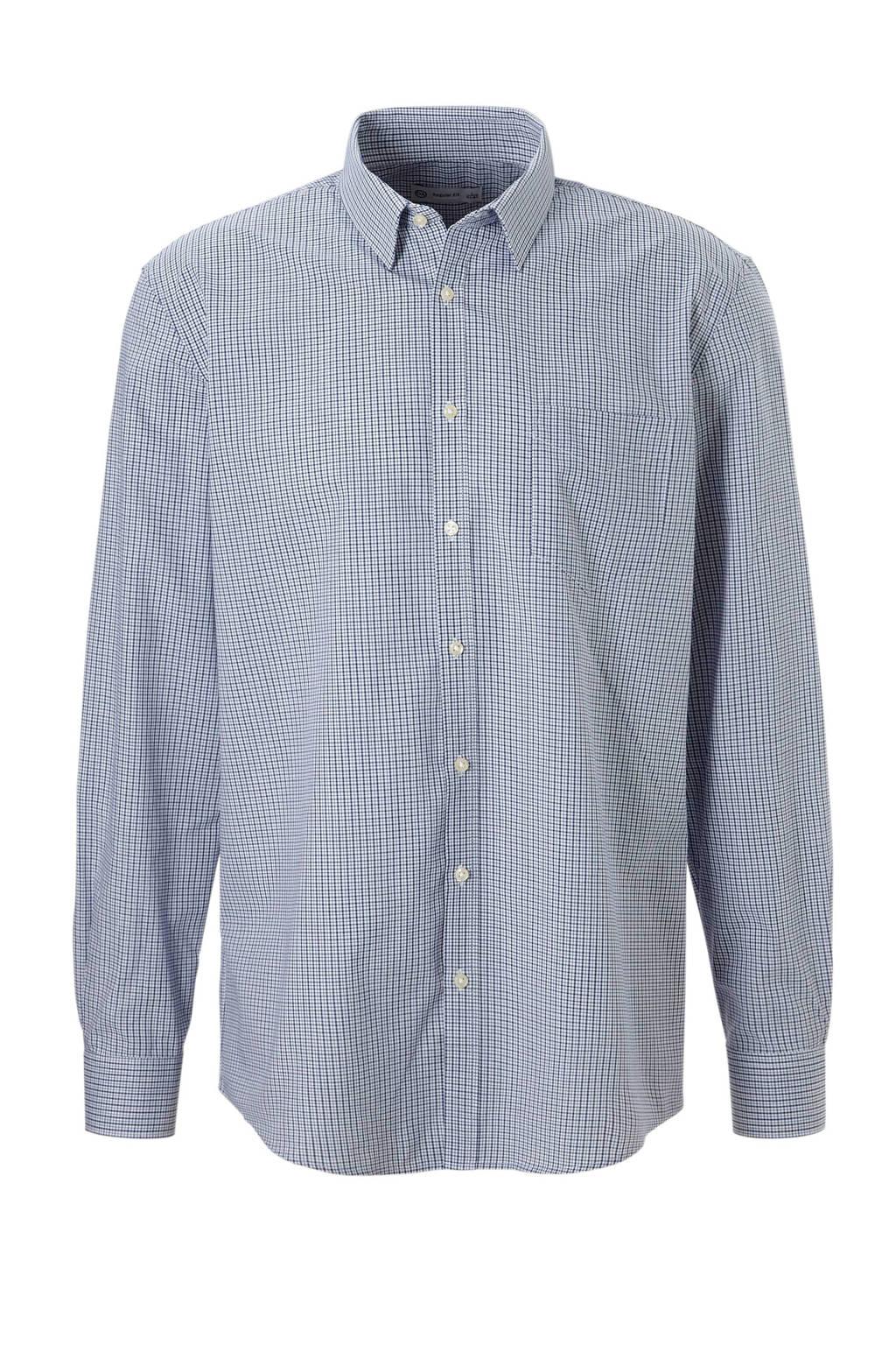 C&A overhemd, Blauw