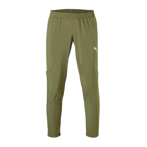 Puma 7-8 sportbroek groen