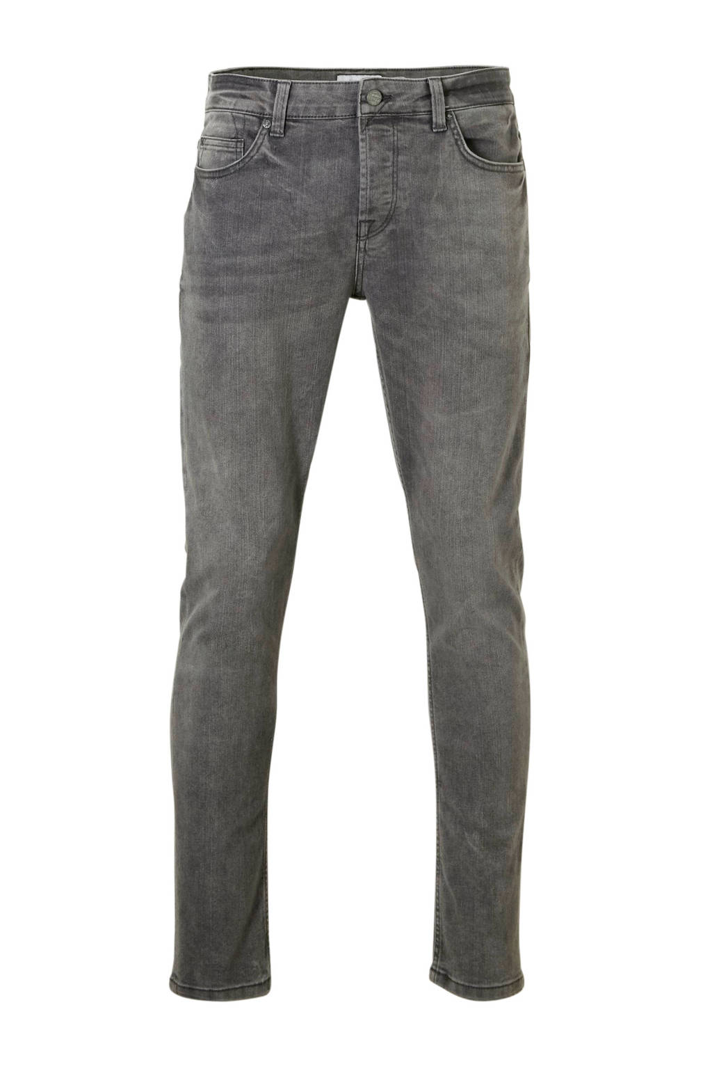 Only & Sons  slim slim fit jeans, Grijs
