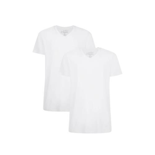 Bamboo Basics T-shirt Velo met bamboe (set van 2)