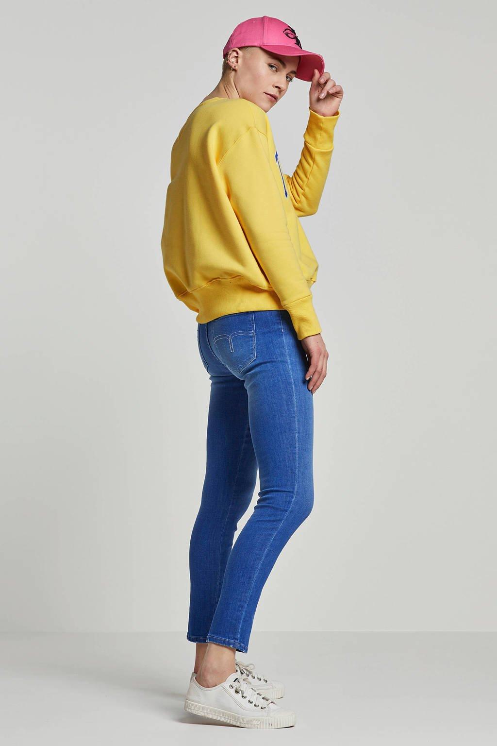 Lois Cordoba skinny jeans, Blauw