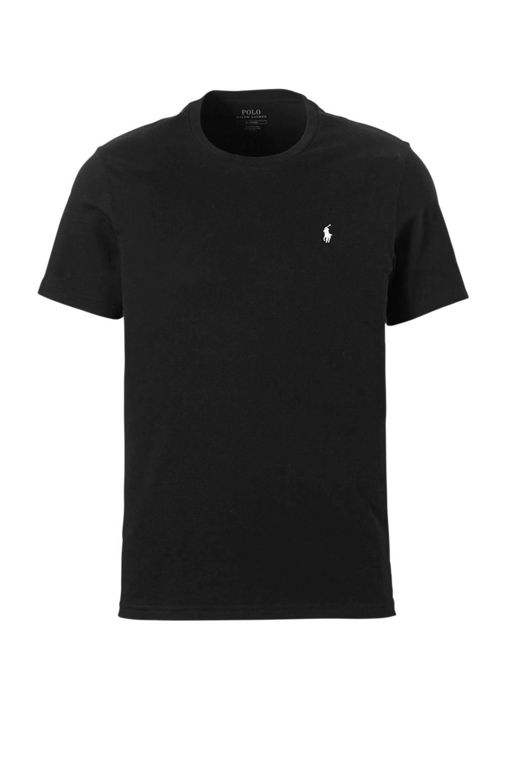 POLO Ralph Lauren T-shirt met korte mouwen zwart, Zwart