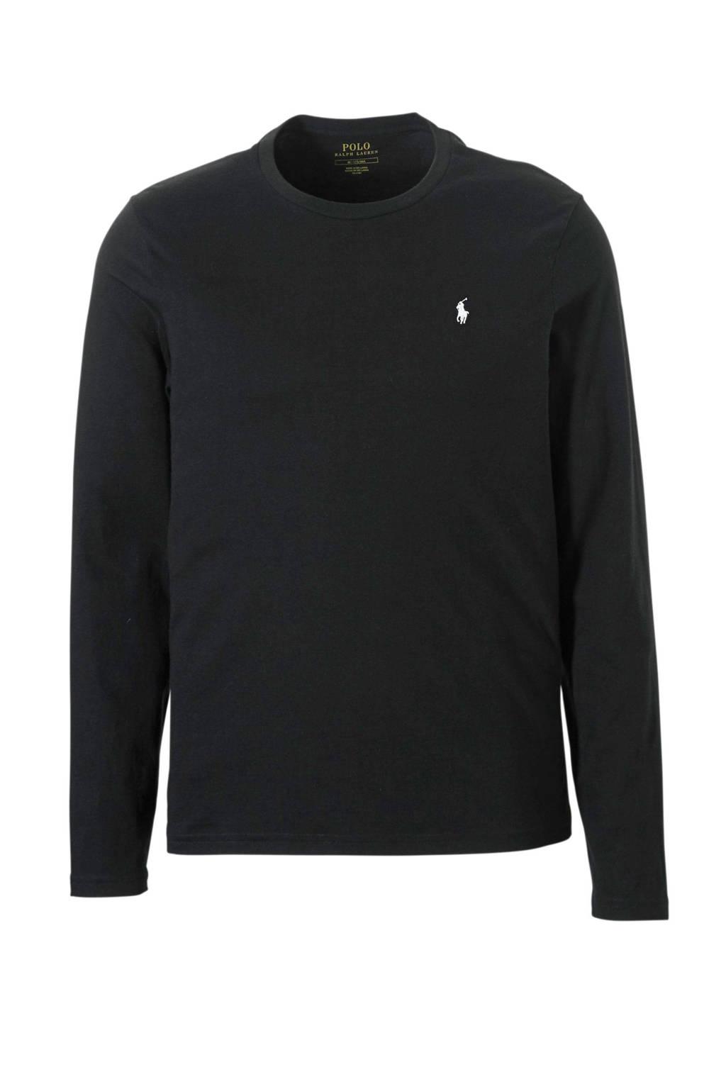 POLO Ralph Lauren pyjamatop zwart, Zwart