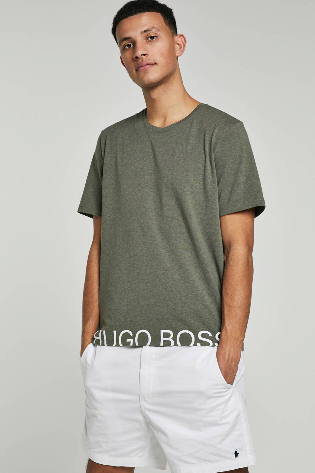 Boss T-shirt groen, Groen