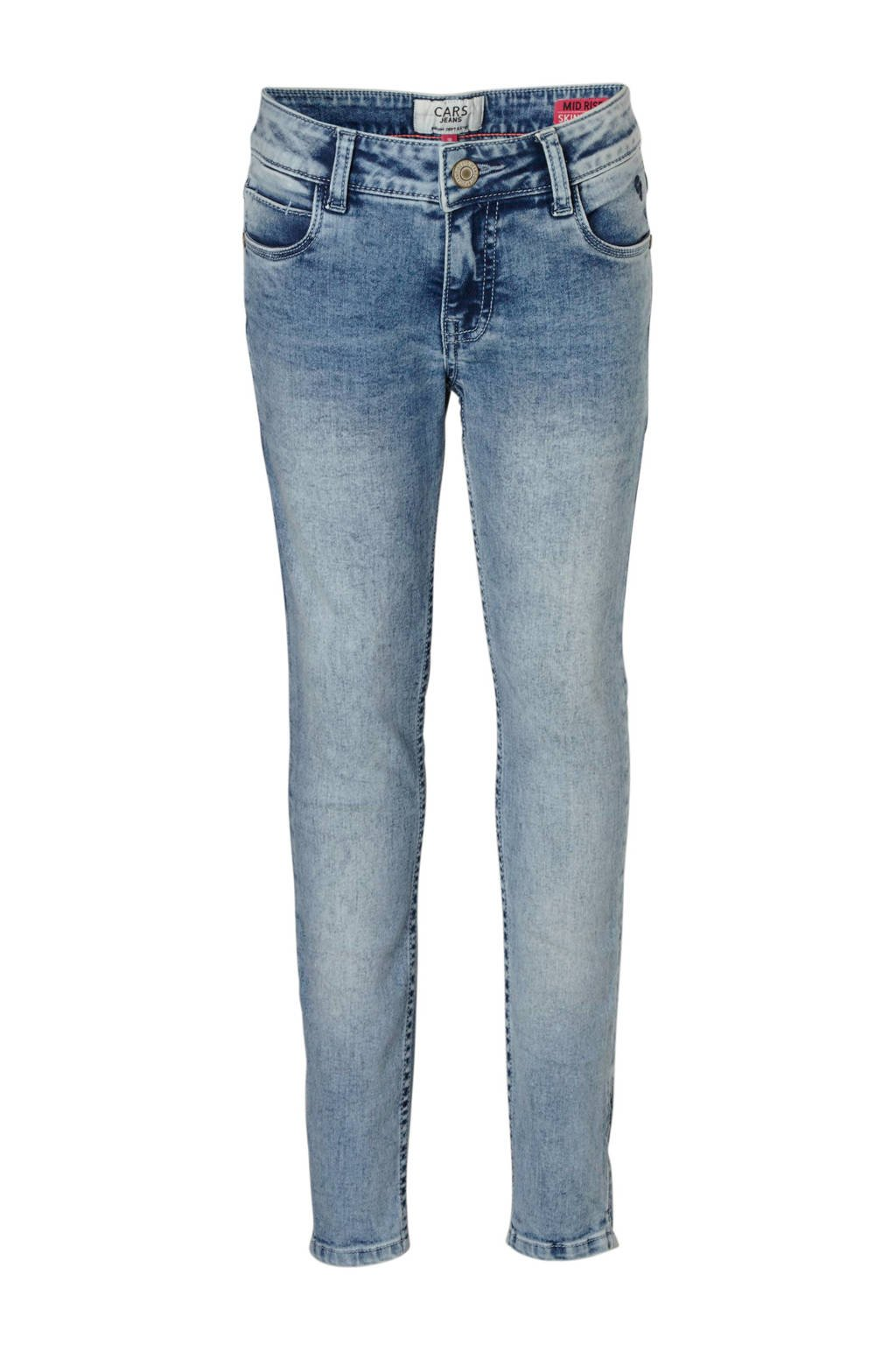 Cars slim fit 7/8 jeans Pearl, Stonewashed