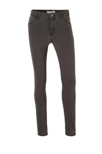 Mango skinny fit jeans grijs (dames)