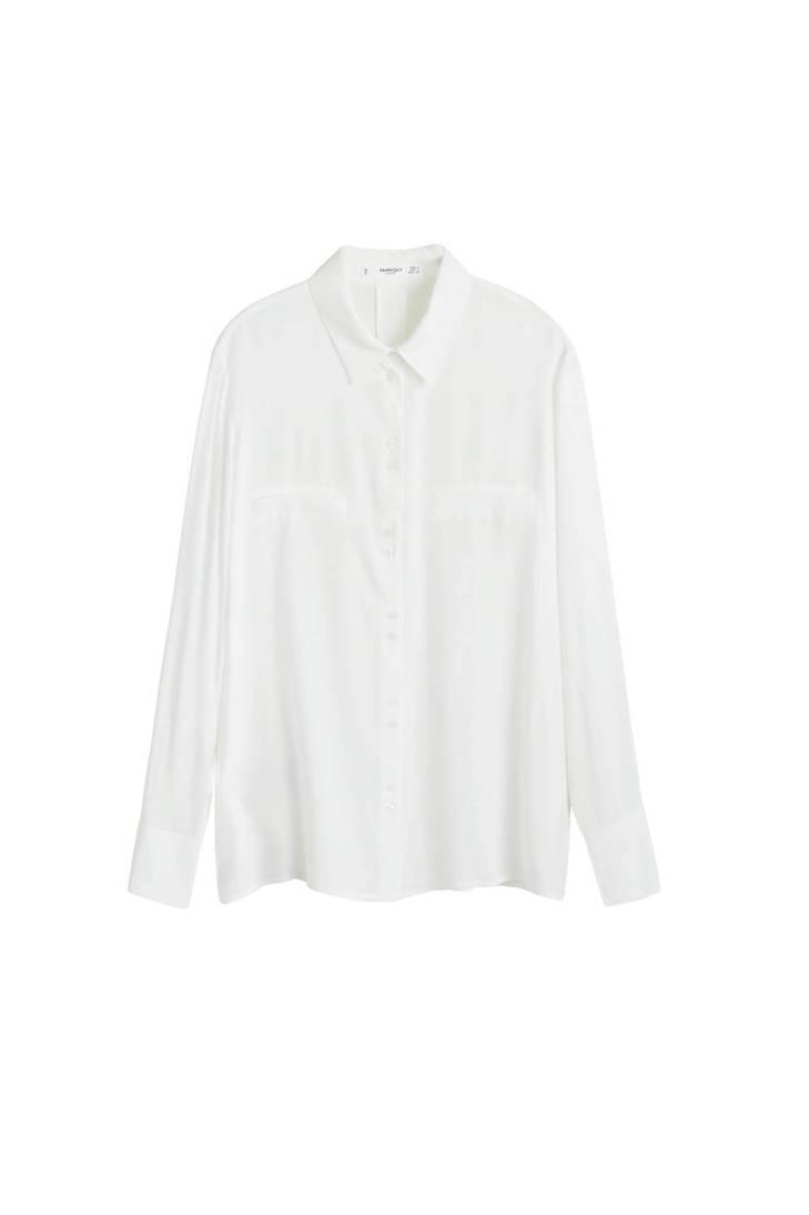 Mango blouse blouse Mango Mango blouse ecru blouse Mango ecru ecru xnS6O6