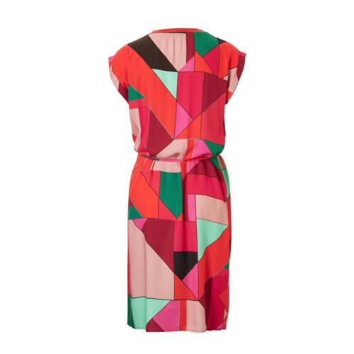 1226f1137cf4d8 Geisha jurk met grafische print