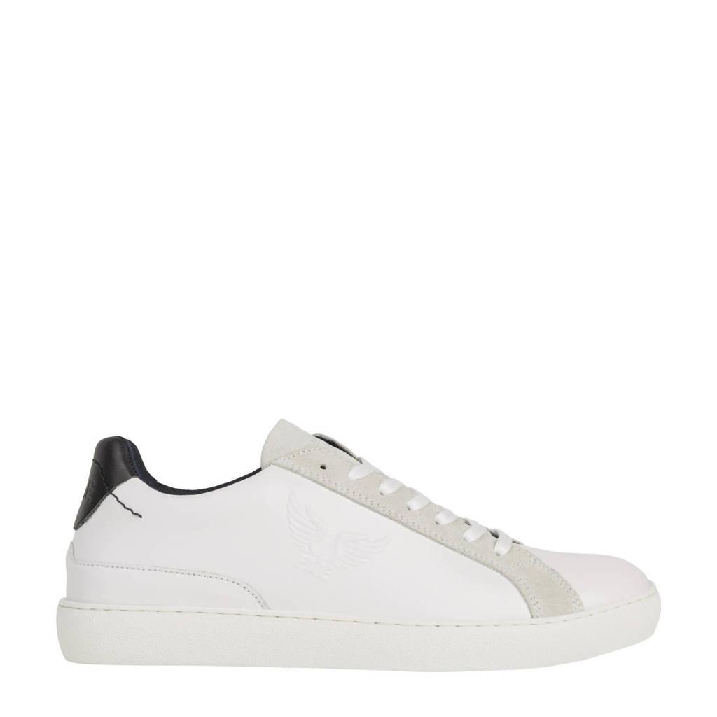 PME Legend   Curtis leren sneakers wit, Wit