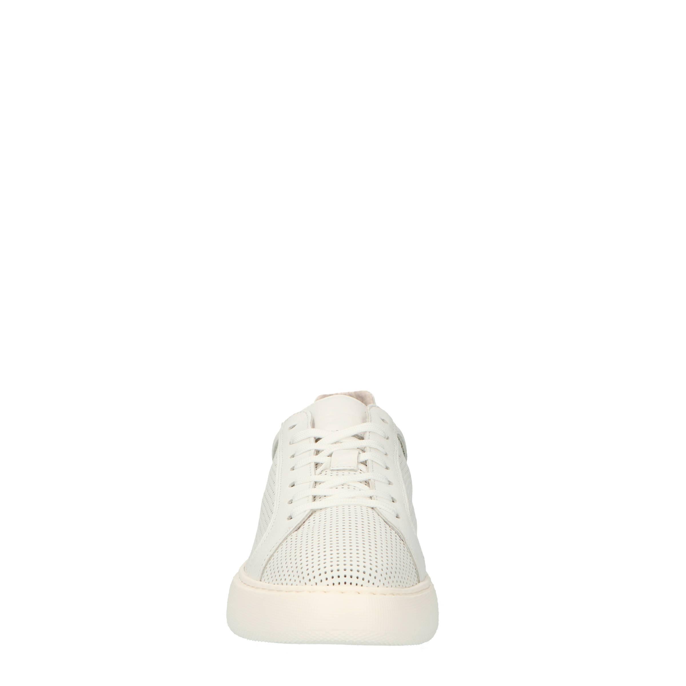 Wit Wehkamp Leren Wit Leren Bianco Wehkamp Sneakers Sneakers Leren Bianco Bianco vzCR1w