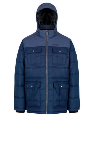 outdoor jas Arnault donkerblauw