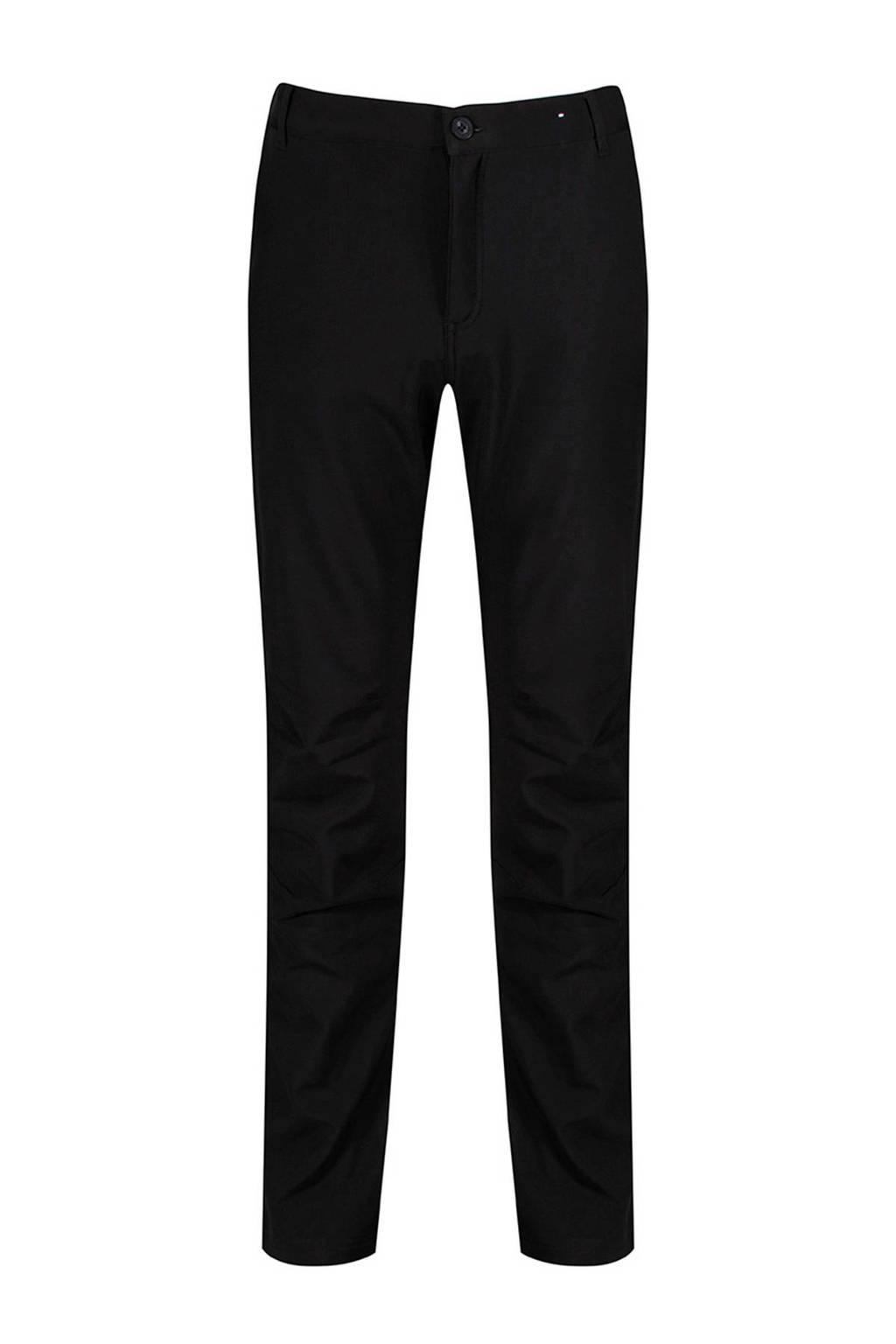 Regatta softshell broek zwart, Zwart
