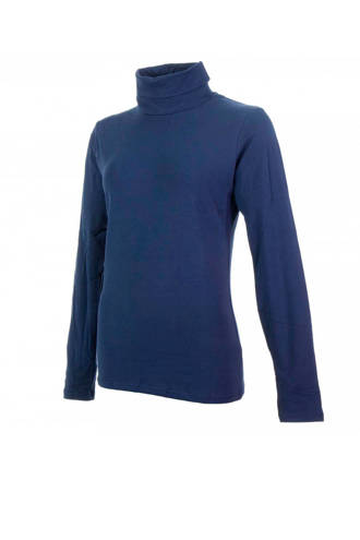 ski pully donkerblauw (set van 2)