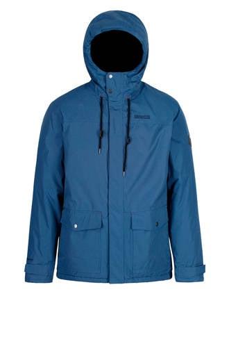 outdoor jas Syrus blauw
