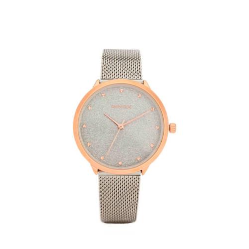 Parfois horloge zilverkleur