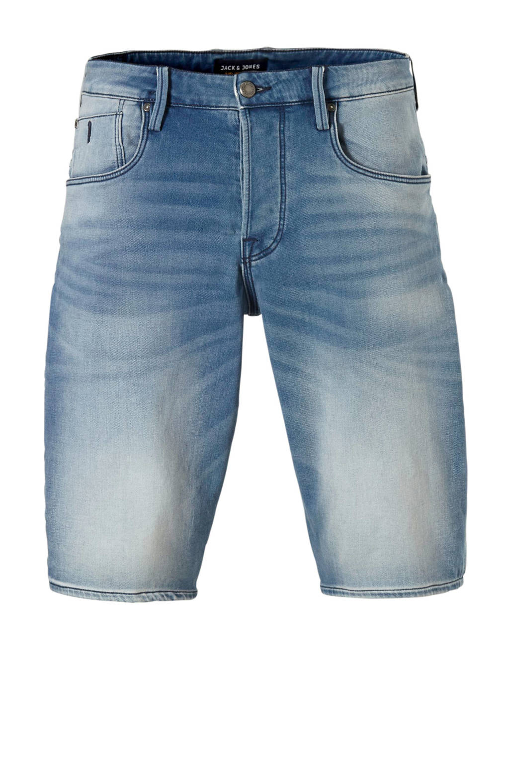 Jack & Jones Jeans Intelligence bermuda, Blauw
