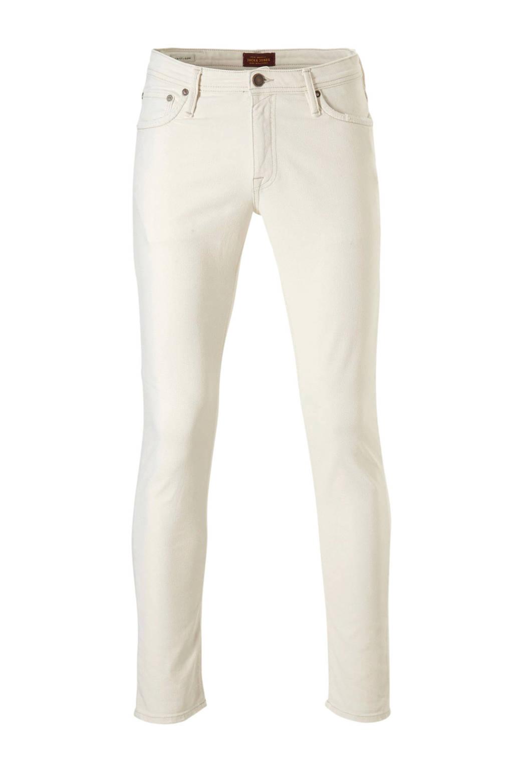 Jack & Jones Intelligence slim fit jeans, Wit