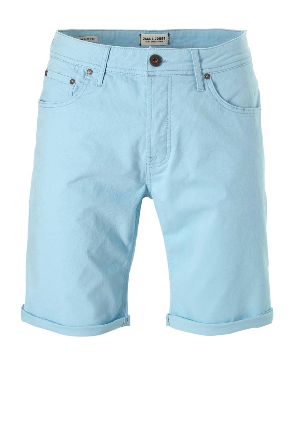 Jack & Jones Jeans Intelligence bermuda lichtblauw, Lichtblauw