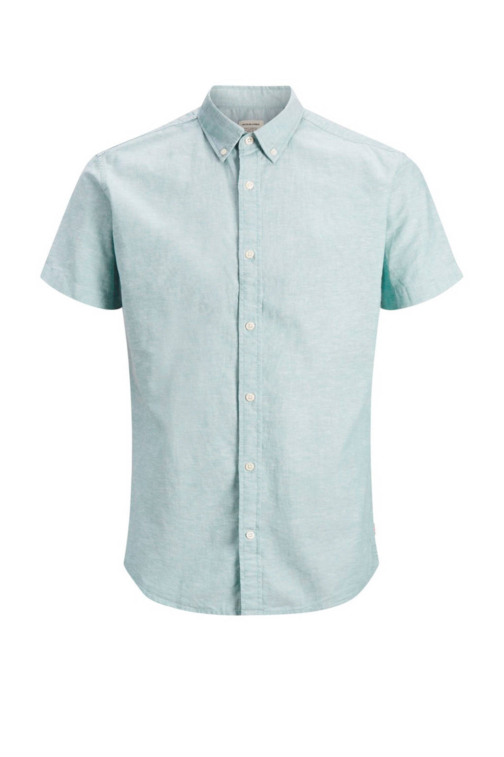Jack & Jones Essentials overhemd, Mintgroen