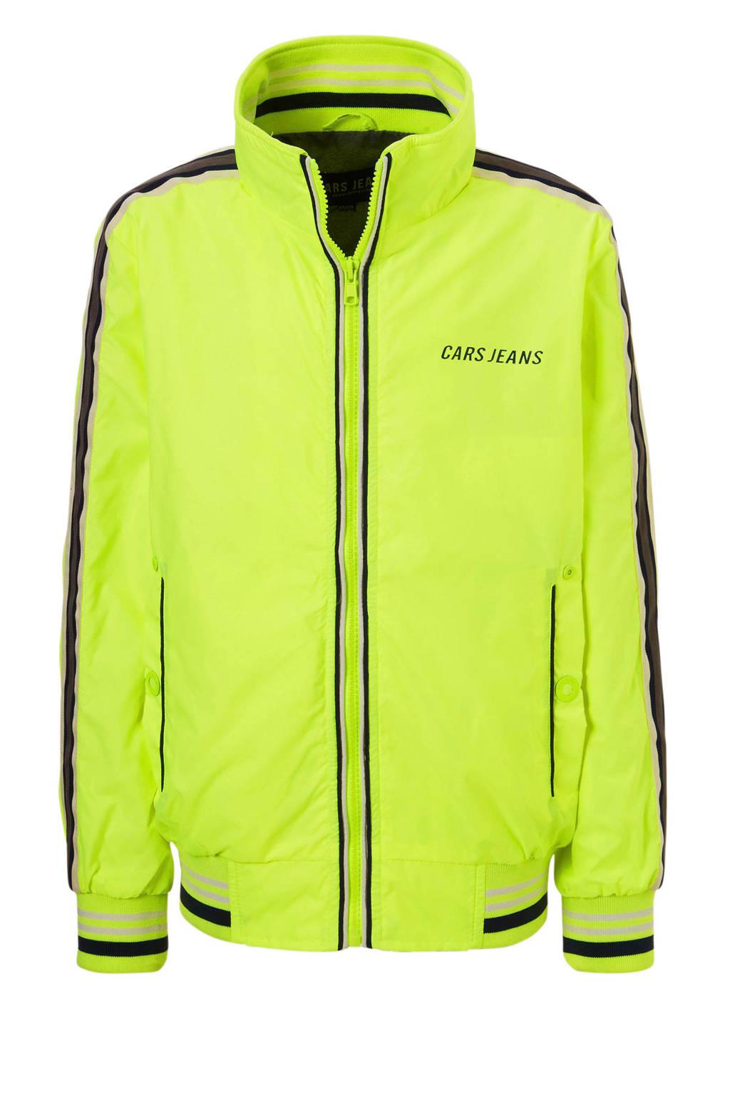 Cars zomerjas Duster geel, Neon geel