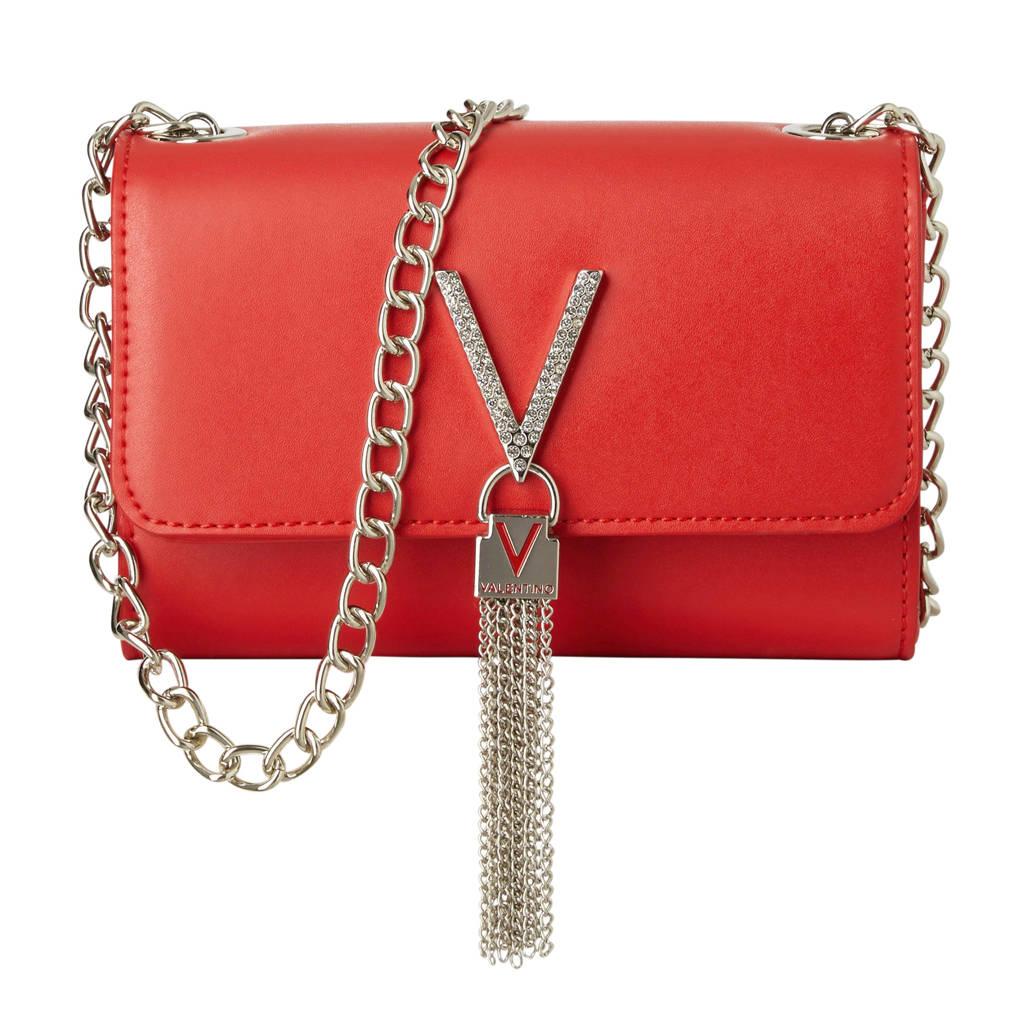 Valentino  crossbody tas Ranma rood, Rood