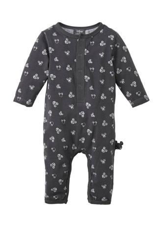 newborn Mickey Mouse boxpak grijs